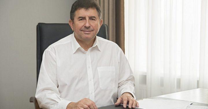 Олександр Удовіченко дякує  полтавцям за високу довіру
