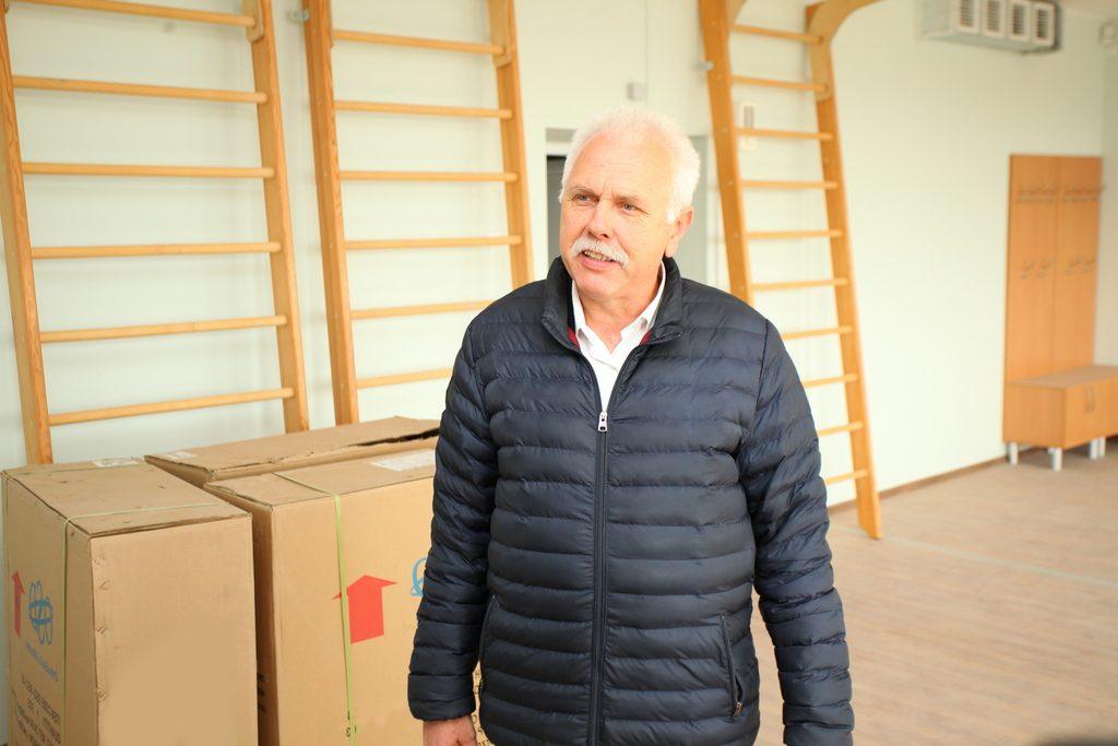 Завдяки Сергію Іващенку цього року  здадуть в експлуатацію корпус  обласного протитуберкульозного  диспансеру, який будують 12 років