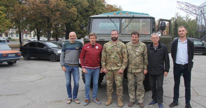 """Олександр БІЛЕНЬКИЙ: """"У нас є чітке розуміння –  війна триває і ми маємо допомагати фронту!"""""""