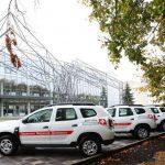 Нові спецавтівки  для сільських амбулаторій