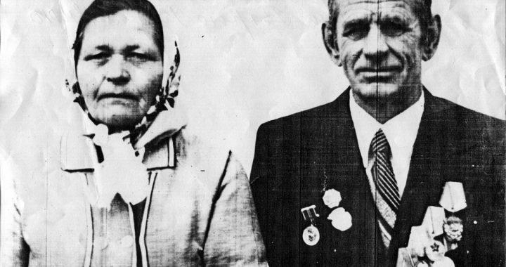 Бойові й трудові ордени  Володимира Савенка