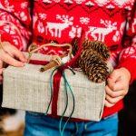 Подарунки для  найменших похресників