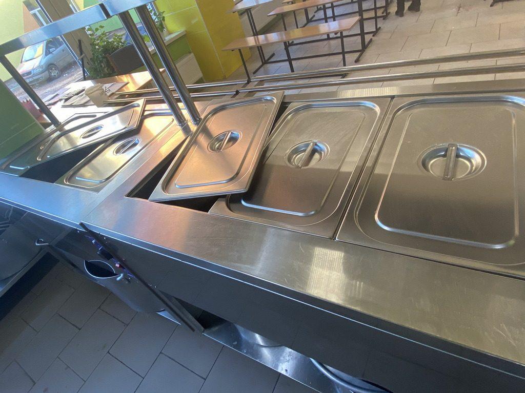 У школи Полтавщини закупили нове обладнання  для харчоблоків