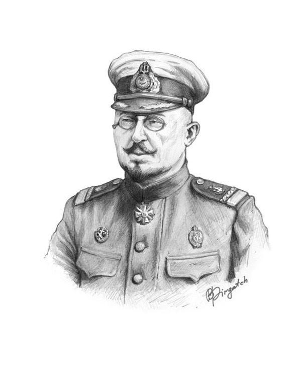 Перший командувач і будівничий Українського флоту
