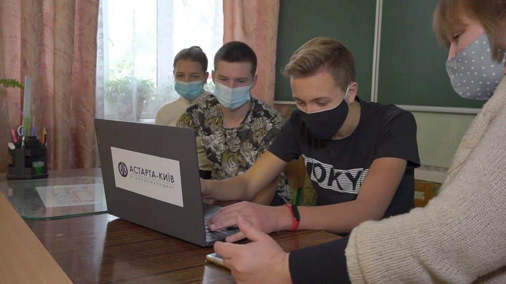 Сільська студія  юних журналістів
