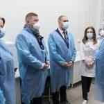 У Полтаві запрацювала  друга ПЛР-лабораторія для діагностики коронавірусу