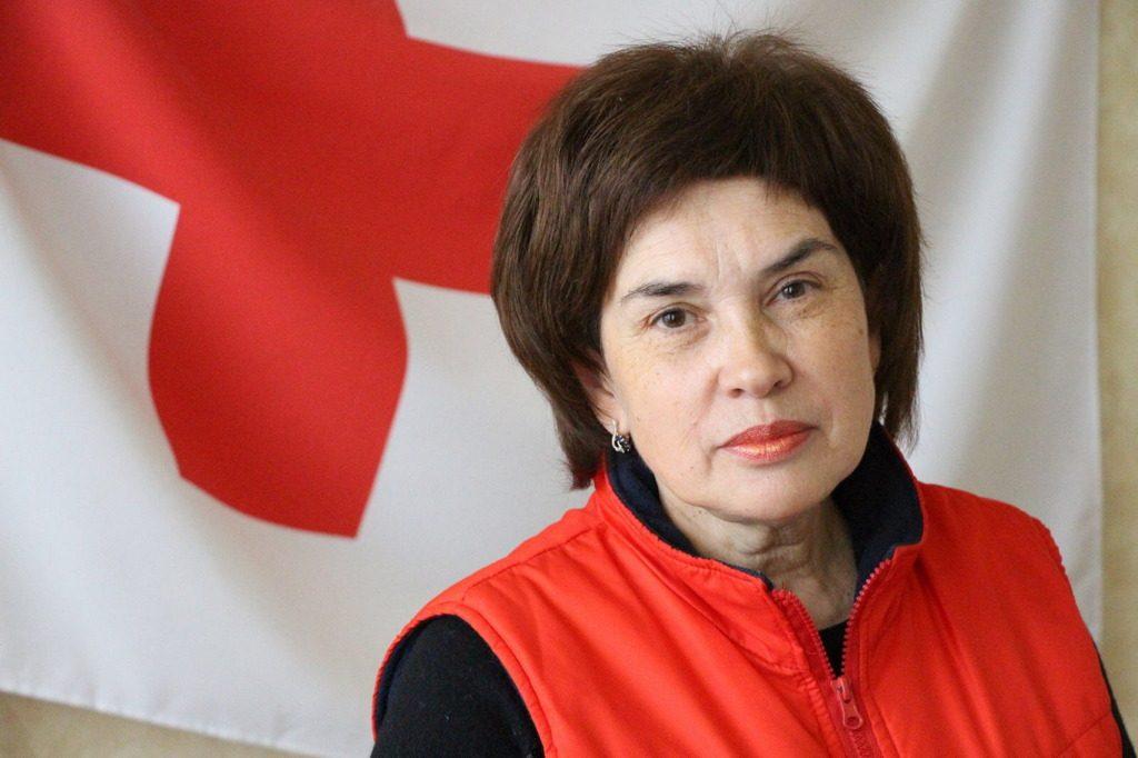 Товариство Червоного Хреста підтримує полтавців у часи кризи