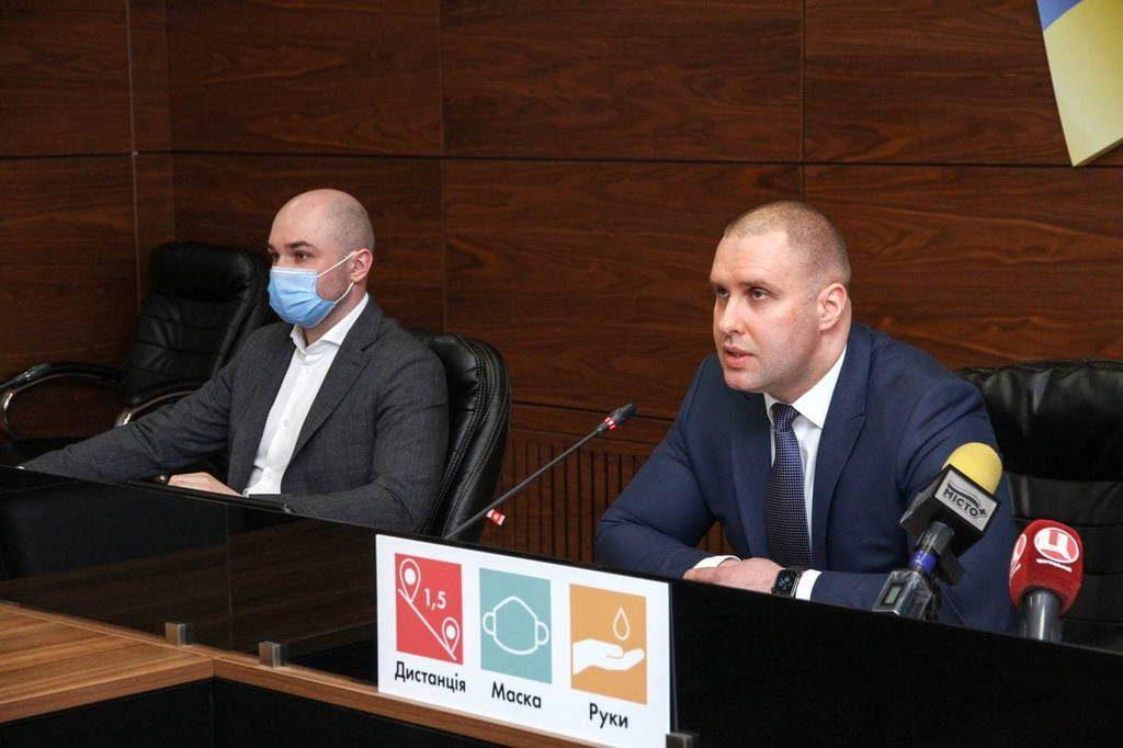 Голова Полтавської ОДА Олег Синєгубов презентував стратегію, що якісно змінить життя регіону