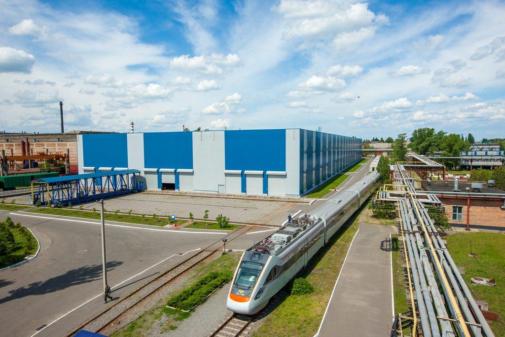 Крюківський вагонобудівний завод  створює в Україні для українців
