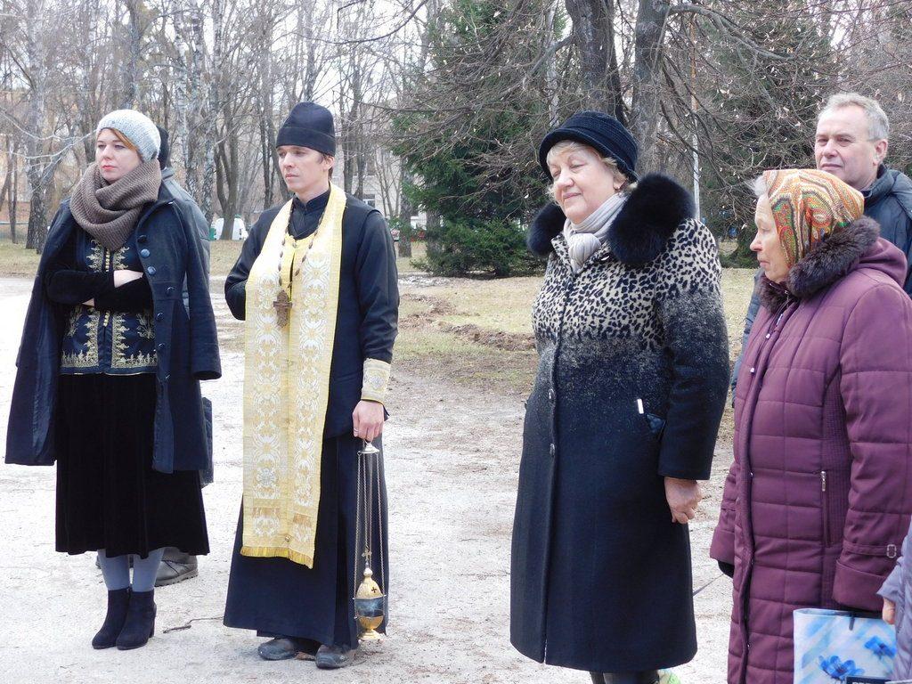 Між двох огнів… У Полтаві вшанували пам'ять патріотів-оунівців