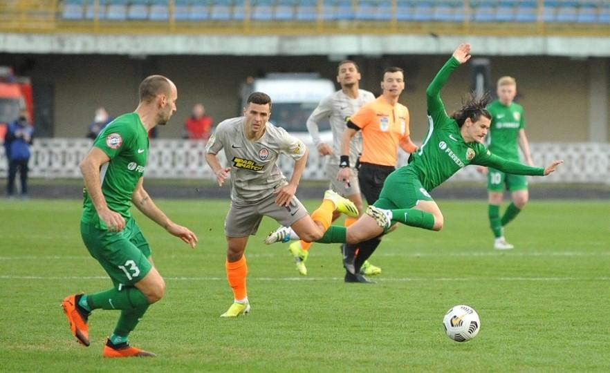 Юрій МАКСИМОВ: «Ми не були впевнені у перемозі»  «Ворскла» – «Шахтар» – 0:2