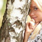 Береза – краси жіночої чаклунка
