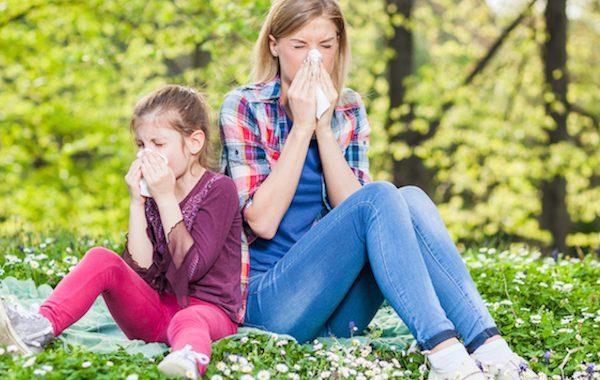 Сезонна алергія:  як запобігти проблемам