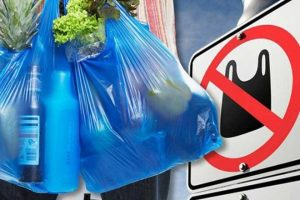 Україна сказала пластиковим пакетам «ні»!