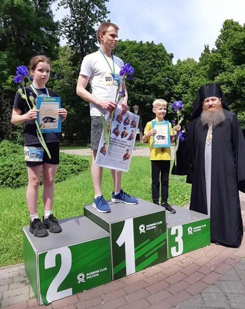 Благодійний Мстиславівський марафон