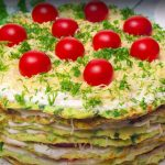 Смачно й корисно:  апетитні страви з кабачків
