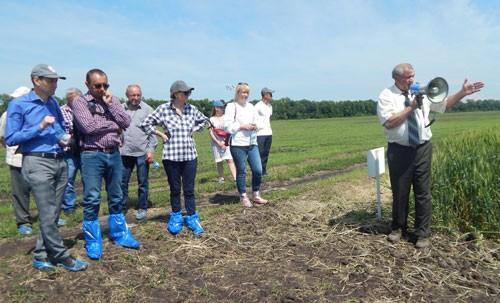 """""""Усі виведені полтавськими вченими сорти озимої пшениці сподобалися аграріям і успішно вирощуються в Україні"""""""