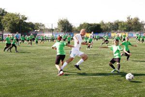 У Полтаві відкрили тренувальний стадіон  зі штучним покриттям ФК «Ворскла»