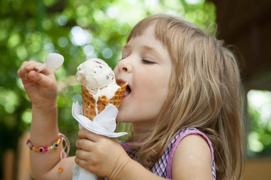 Любителям морозива