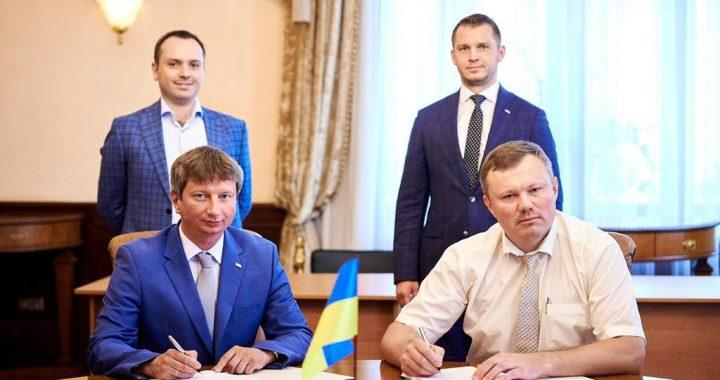 Укрзалізниця та КВБЗ підписали угоду про постачання 100 пасажирських вагонів