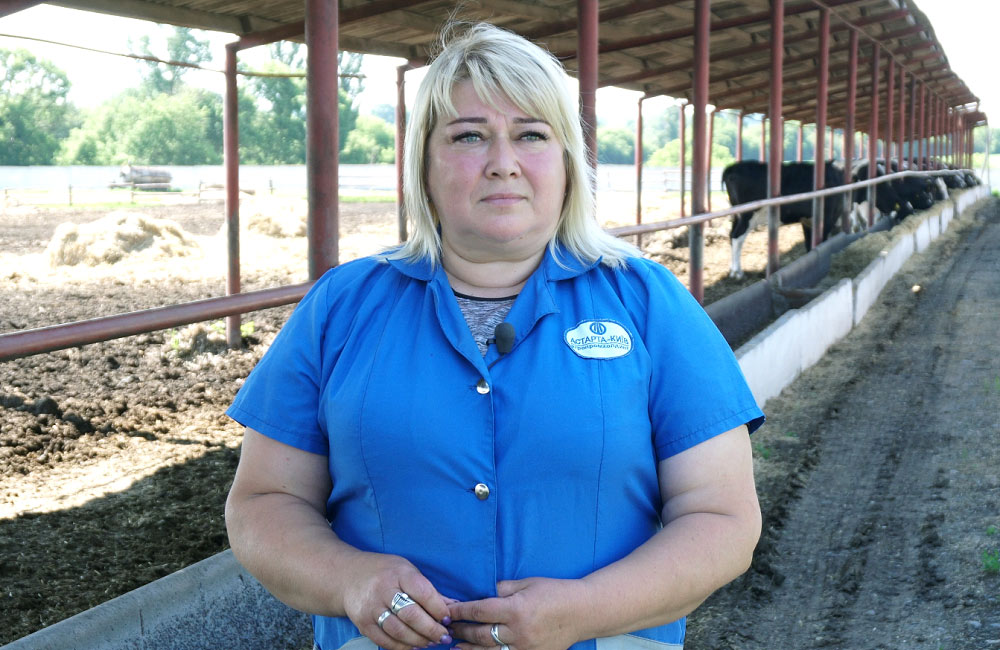Світлана Макаренко:  «Моя ферма – моя друга родина»
