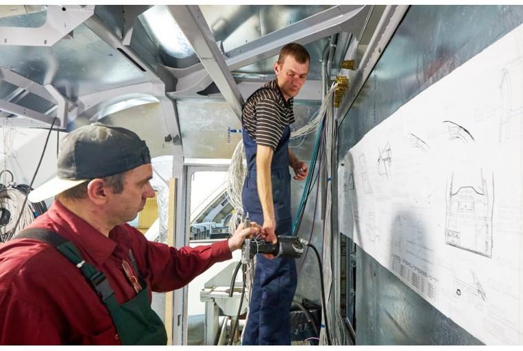 Кременчуцький вагонобудівний завод виконує зобов'язання