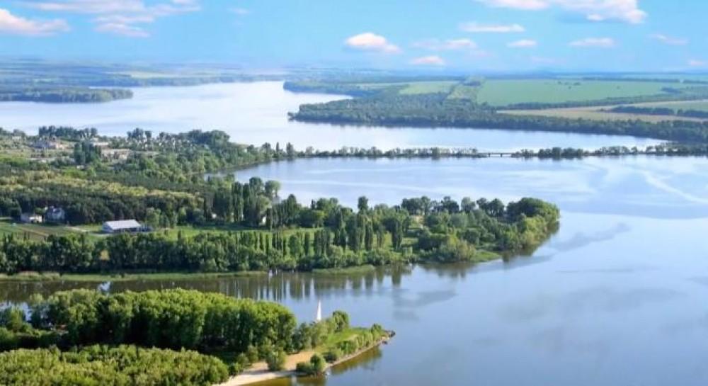 Як народився наш велет Дніпро