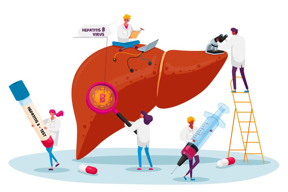 Знай про гепатит: лікуй вчасно