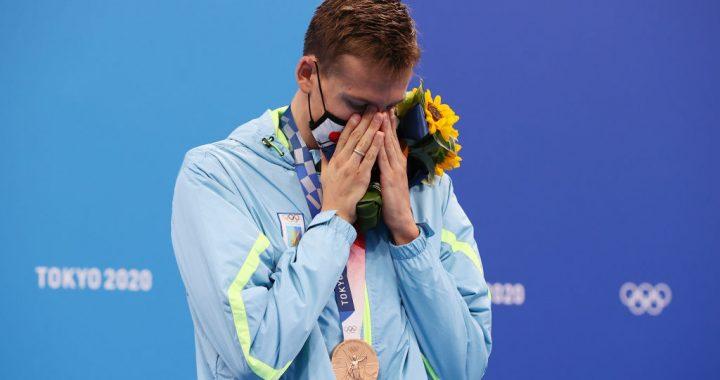 Олімпійський рекорд встояв, але… лише «бронза»