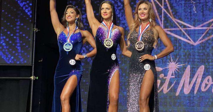 Полтавка Марина Полапа – абсолютна чемпіонка Європи