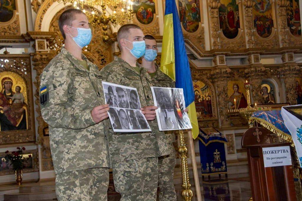 Віддали життя за Україну, житимуть вічно