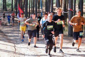 Полтавці долучилися до  Всеукраїнського легкоатлетичного забігу «Шаную воїнів,  біжу за Героїв України»