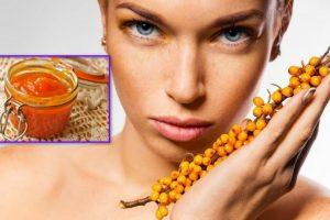 Маски з обліпихи: догляд за шкірою обличчя
