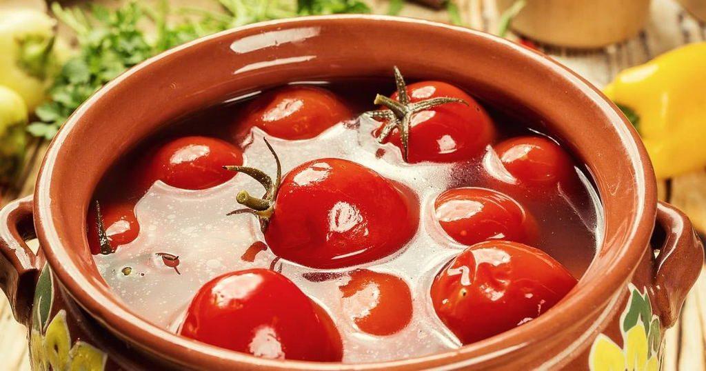 Балада  про квашені  помідори