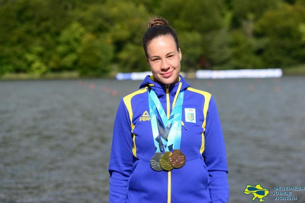 Полтавські веслувальники тріумфували на чемпіонаті світу