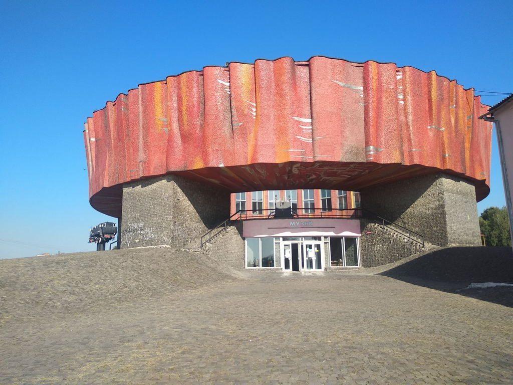 Сучасний музей як інституція пам'яті