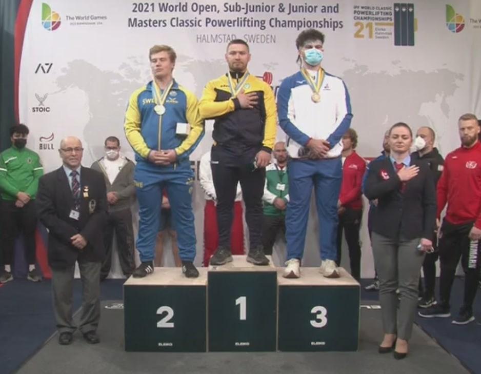 Анатолій Новописьменний – абсолютний чемпіон світу